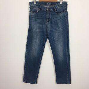 MIH | Anthropologie Phoebe Slim Slouch Leg Jeans